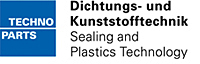 TECHNO-PARTS GmbH, Dichtungs- und Kunststofftechnik, Sealing and Plastics Technology - Logo